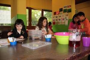 2014-10-01 Elmedina, Ayana, Kelvin, Lina